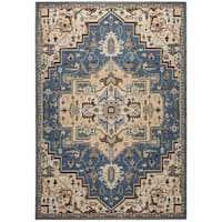 Rizzy Home Bennington Collection Area Rug - 9'2 x 12'6