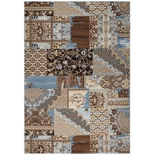 Rizzy Home Bennington Collection BI5564 Area Rug (6'7 x 9'6)