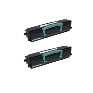 2PK Compatible X340 Toner Cartridge For Lexmark X340 X340 MFP X342 X342 MFP ( Pack of 2 )