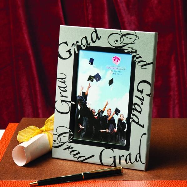Graduation 4 x 6-inch Photo Frame