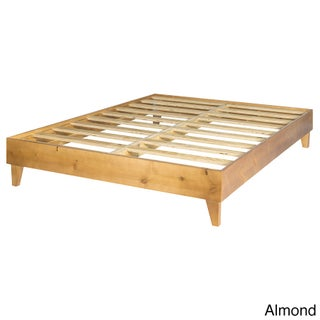 Carson Carrington Forshaga Wood Mid-century Platform Style Bed (More options available)
