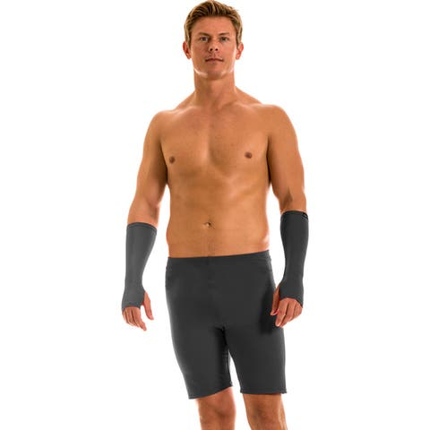 Insta Slim Men's IS Pro Compression Shorts