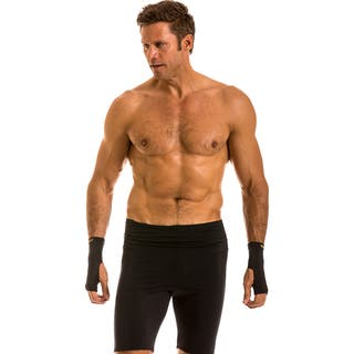 Insta Slim Men's IS Pro Compression Shorts|https://ak1.ostkcdn.com/images/products/11037309/P18051079.jpg?impolicy=medium