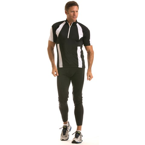 Insta Slim Men's Compression Bike Jacket