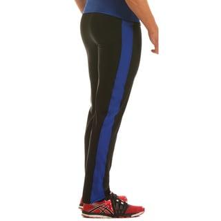 Insta Slim Men's Compression Colorblock Pants