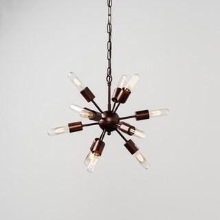 Kosas Home Aislinn Starburst 15-inch Chandelier