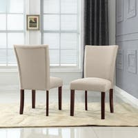 Copper Grove Cerrillos Classic Upholstered Fabric Dining Chair (Set of 2)