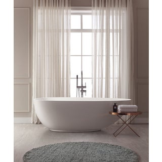 Avanity VersaStone Muse Solid Surface Oval Bathtub