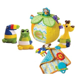 Kiddopotamus Discovery Play Activity Set