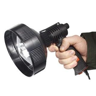Tracer Lighting 140 Variable Power Sport Light TR1400 50W Bulb Tactical Lights 400 Meter Beam Spot Light