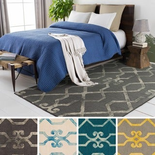 Hand-Tufted Winona Wool Rug (5' x 8')