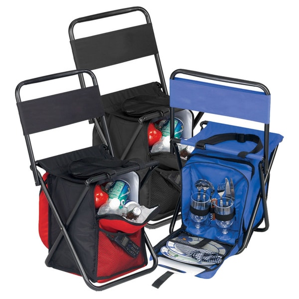 Goodhope Picnic Set Chair with Insulated Cooler. Opens flyout.