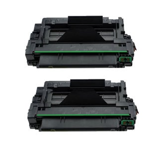 2PK Compatible Q7551X Toner Cartridges For HP LaserJet P3005  P3005DN P3005N P3005X M3027 MFP M3035 ( Pack of 2)