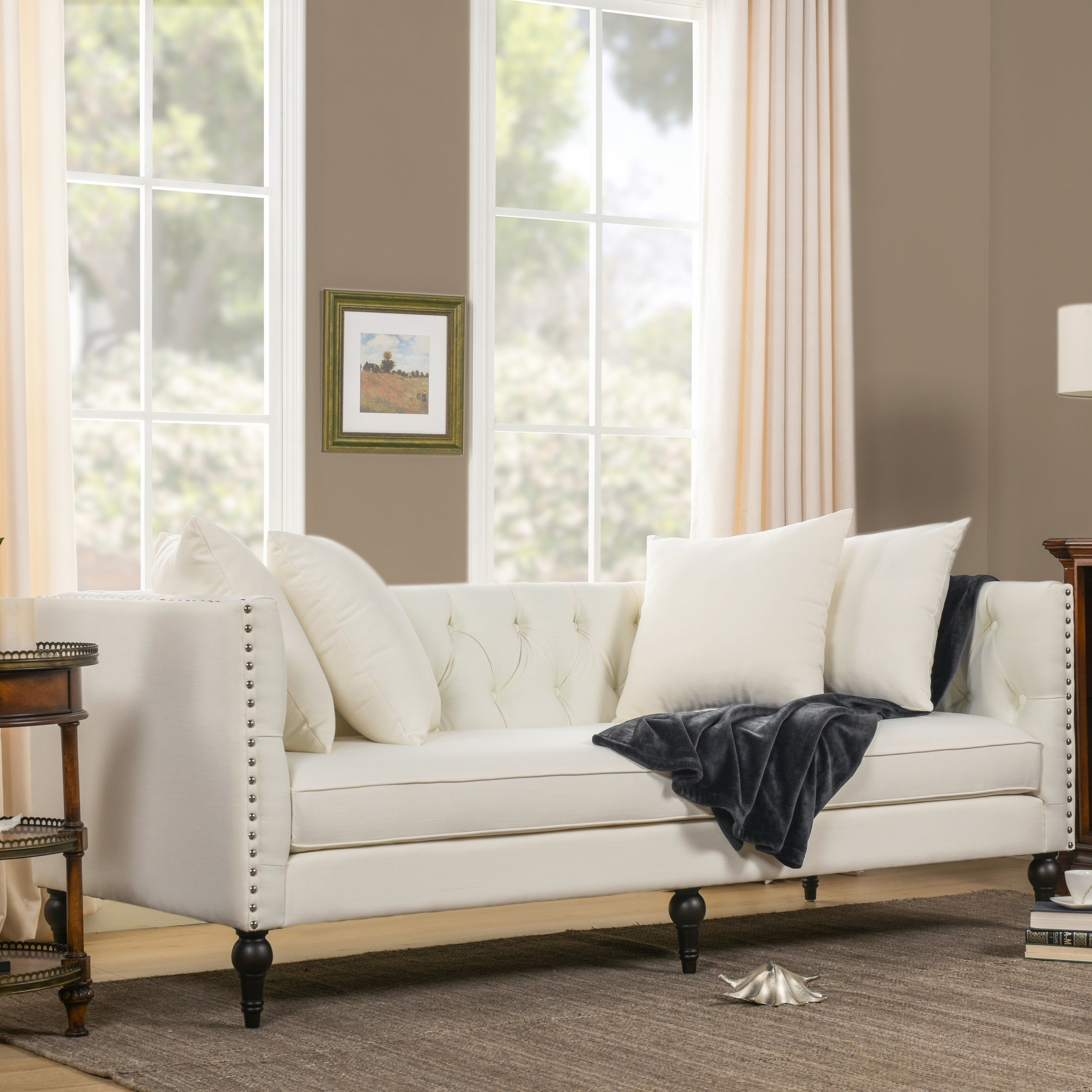 Jennifer Taylor Stanbury Tuxedo Sofa