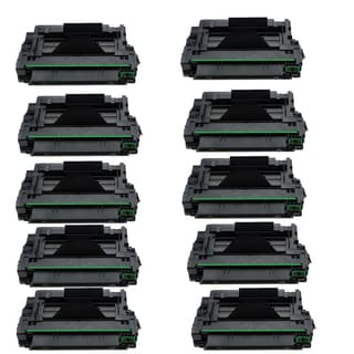 10PK Compatible Q7551X Toner Cartridges For HP LaserJet P3005  P3005DN P3005N P3005X M3027 MFP M3035 ( Pack of 10)