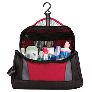 Goodhope Zip Around Hanging Toiletry Bag
