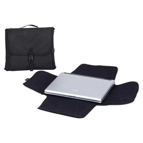 12-inch -15-inch Laptop Notebook Secure with Hook-and-loop Strap Buckleup Computer Sleeve