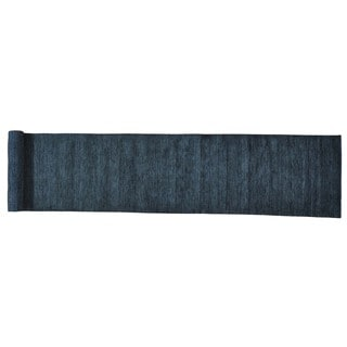 XL Runner Modern Loomed Gabbeh Thick and Plush Rug (2'7 x 15'7)