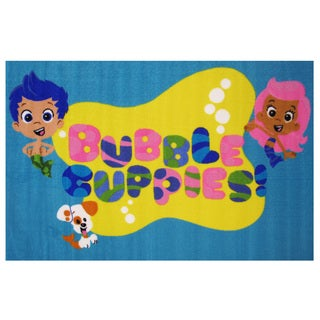 "Bubble Guppies Area Rug 39"" x 58"""