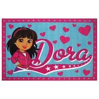 Dora the Explorer Area Rug