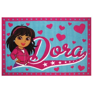 "Dora the Explorer Area Rug 51"" x 78"""