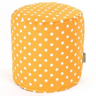 Ikat Dot Pouf Outdoor Indoor by Majestic Home Goods