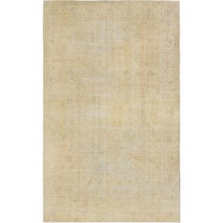 ecarpetgallery Anatolian Sunwash Yellow Wool Rug (5'6 x 9'1)