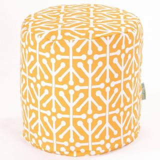 Majestic Home Goods Aruba Pouf Outdoor Indoor