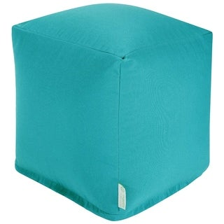 Solid Color Outdoor Bean Bag Cube