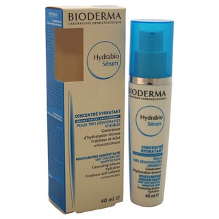 Bioderma Hydrabio Serum Moisturizing 1.3-ounce Concentrate
