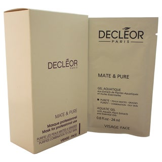 Decleor Mate & Pure Mask Vegetal Powder For Combination To Oily Skin
