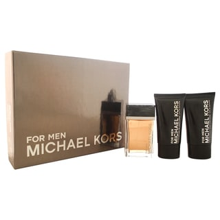 Michael Kors by Michael Kors Men's 3-piece Gift Set