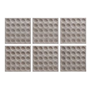 Rogero Squares Wall Art (Set of 6)