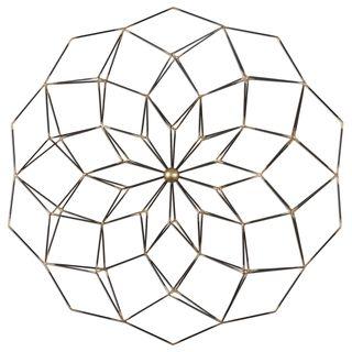 Dorrin Geometric Floral Art