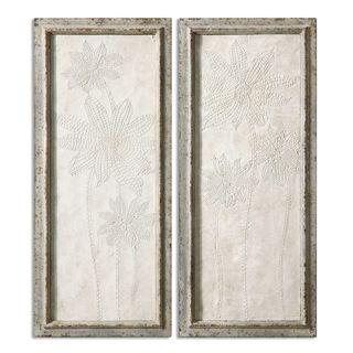 Fiore Panels Wall Art (Set of 2)