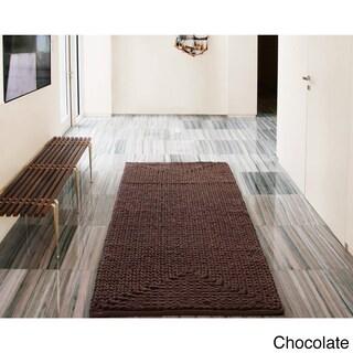 VCNY Barron Cotton Chenille Bath Rug (More options available)