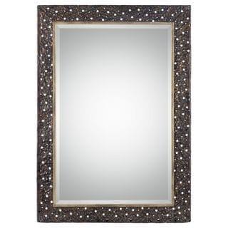 Khalil Dark Bronze Mirror