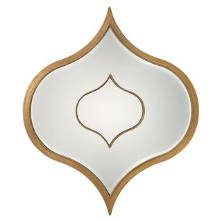 Nadia Gold Mirror