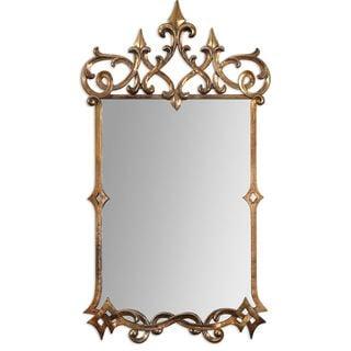 Mirandela Gold Mirror
