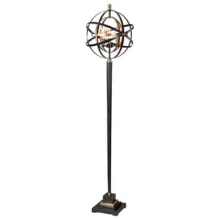 Rondure Sphere 3-light Floor Lamp