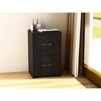 Carbon Loft Bohlin Core 2-drawer File Cabinet