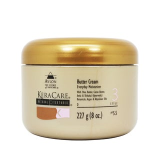 Avlon KeraCare 8-ounce Natural Texture Butter Cream