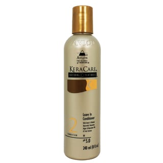 Avlon KeraCare Natural Textures 8-ounce Leave-In Conditioner
