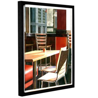 ArtWall Kelly Eddington's Abandoned, Gallery Wrapped Floater-framed Canvas