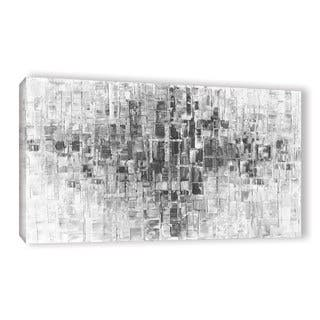 ArtWall Susanna Shaposhnikova's Black And White, Gallery Wrapped Canvas