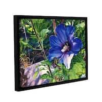 ArtWall Kelly Eddington's Rose Of Sharon, Gallery Wrapped Floater-framed Canvas
