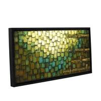 ArtWall Susanna Shaposhnikova's Abstract Neutral 1, Gallery Wrapped Floater-framed Canvas - Multi