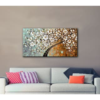 ArtWall Susanna Shaposhnikova's Warmer, Gallery Wrapped Canvas