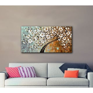 ArtWall Susanna Shaposhnikova's Warmer, Gallery Wrapped Canvas