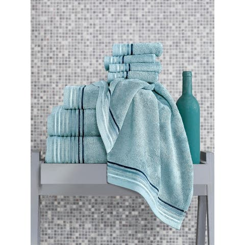 Buy Green Bath Towels Online at Overstock | Our Best Towels